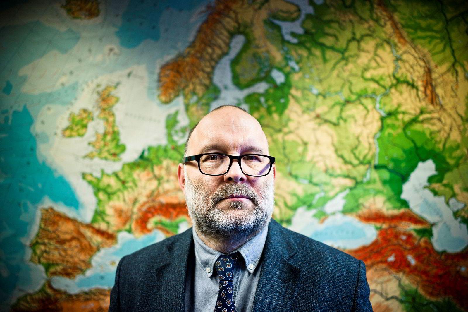Jakub M. Godzimirski, forsker ved Nupi.