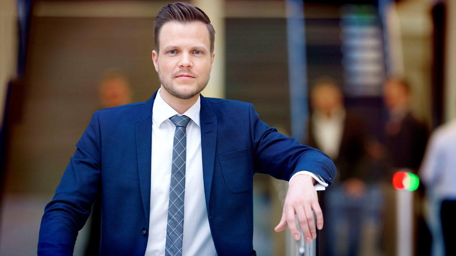 – Vi forventer nå at Hydro rydder opp, sier bærekraftssjef Harald Bjugstad-Holm i Storebrand