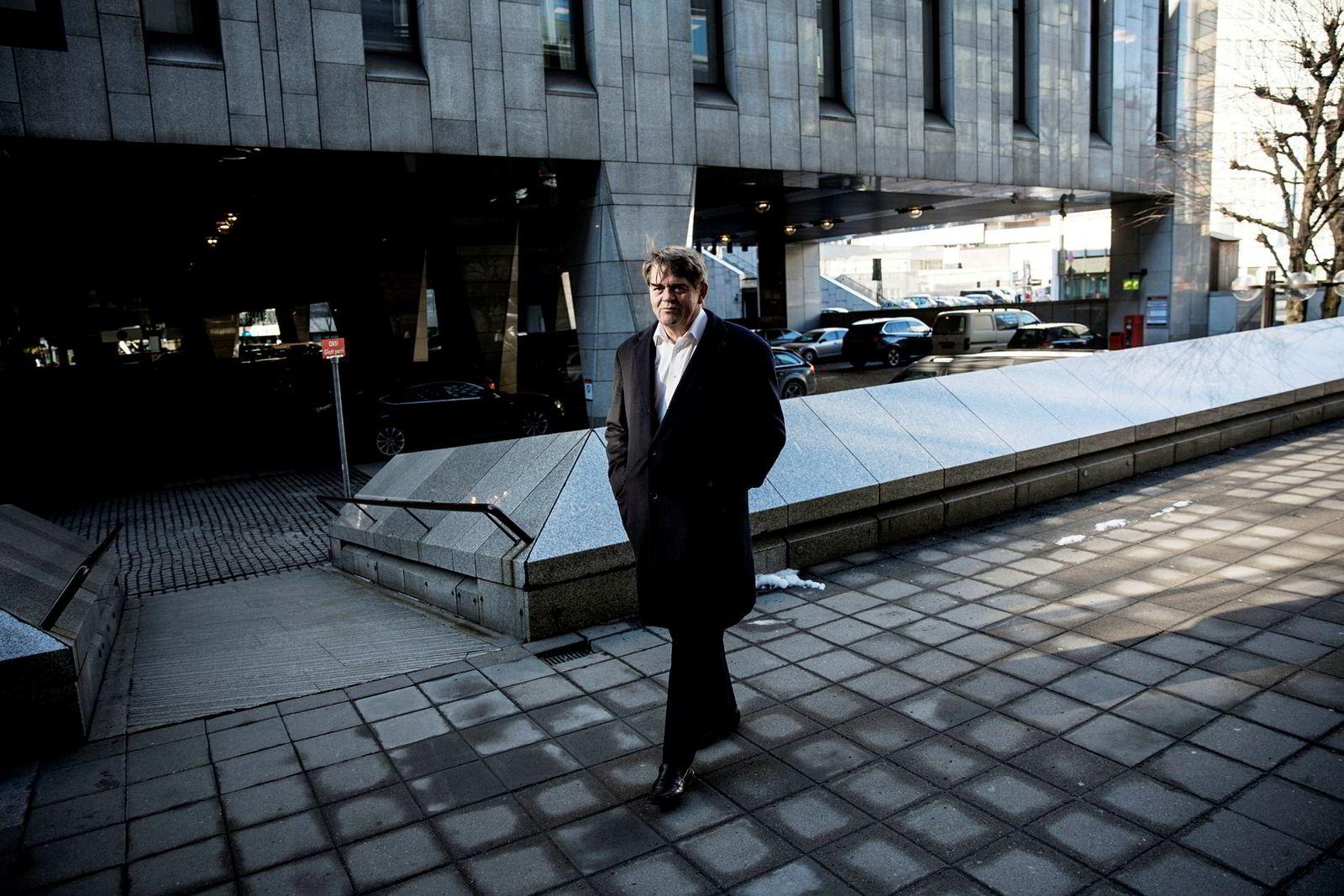Forvalter og investor Jan Petter Sissener kjøper mer gjeld og aksjer i Norwegian.