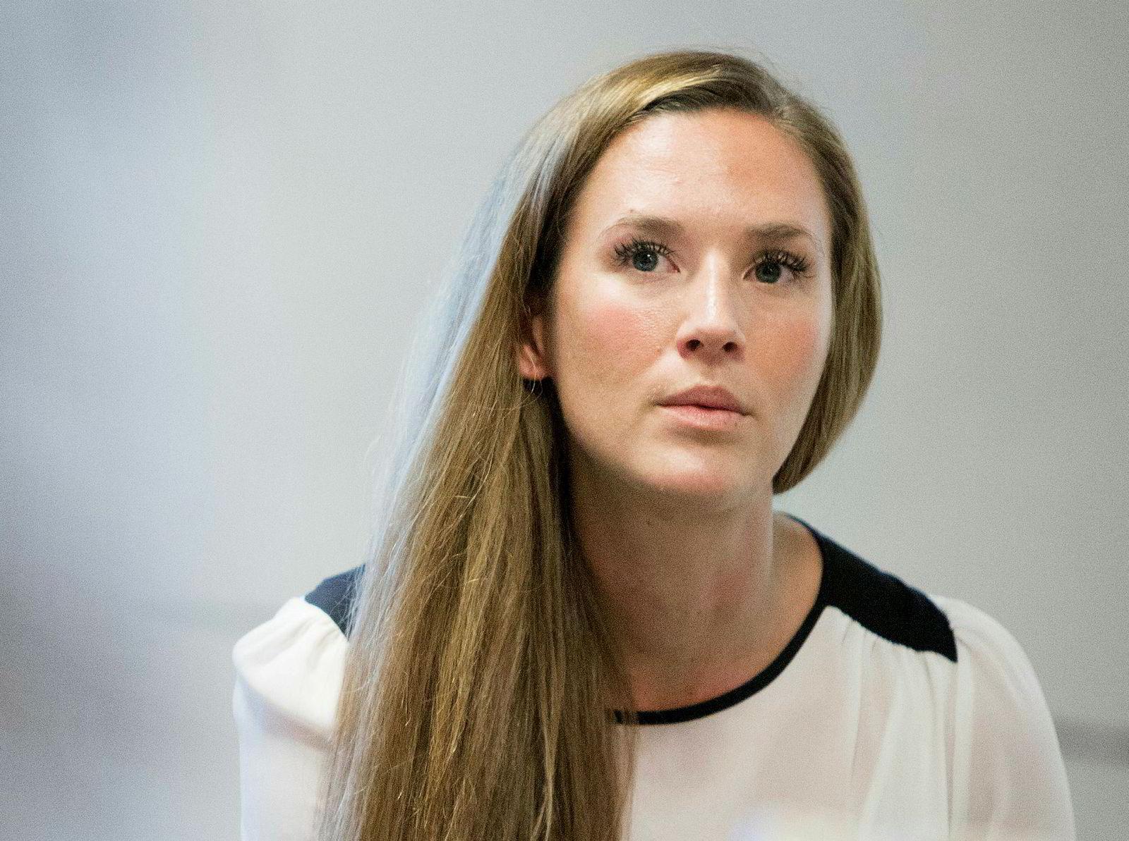 Jeanette Strøm Fjære.