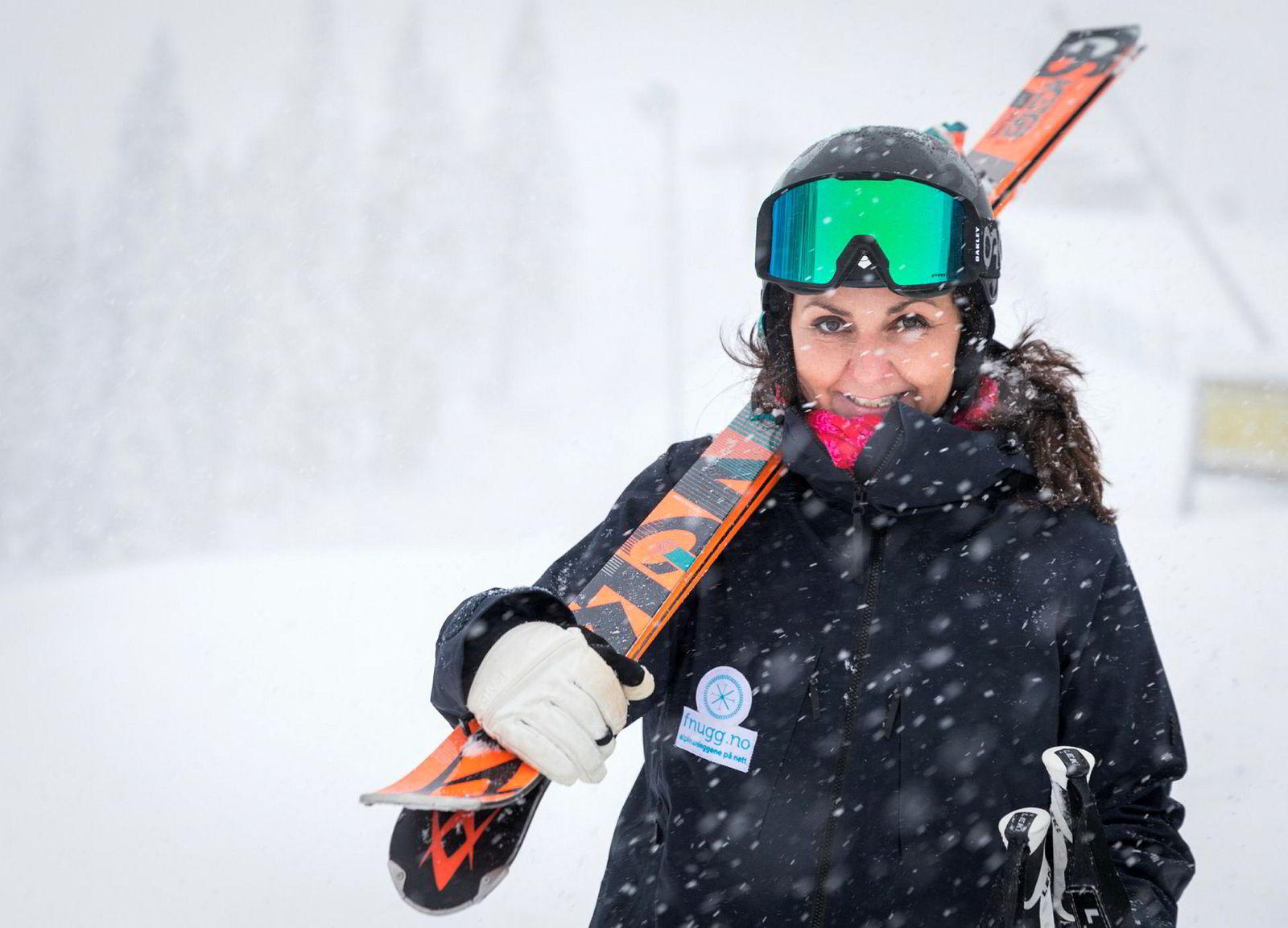 Generalsekretær Camilla Sylling Clausen i Alpinanleggenes Landsforening.