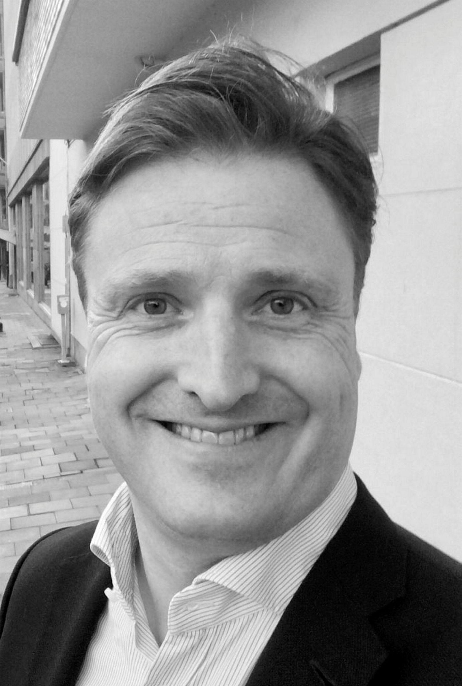 Stein Hernes, direktør i bærekraftsenheten i Equinor.