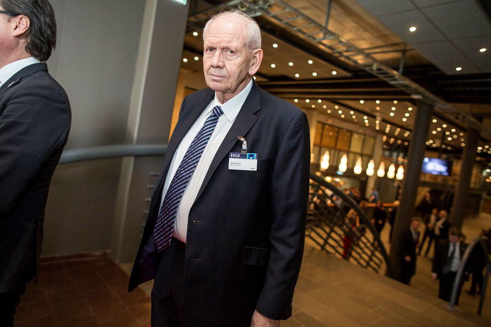 Tidligere Hydro-sjef Egil Myklebust er styreleder og investor i Otivio.