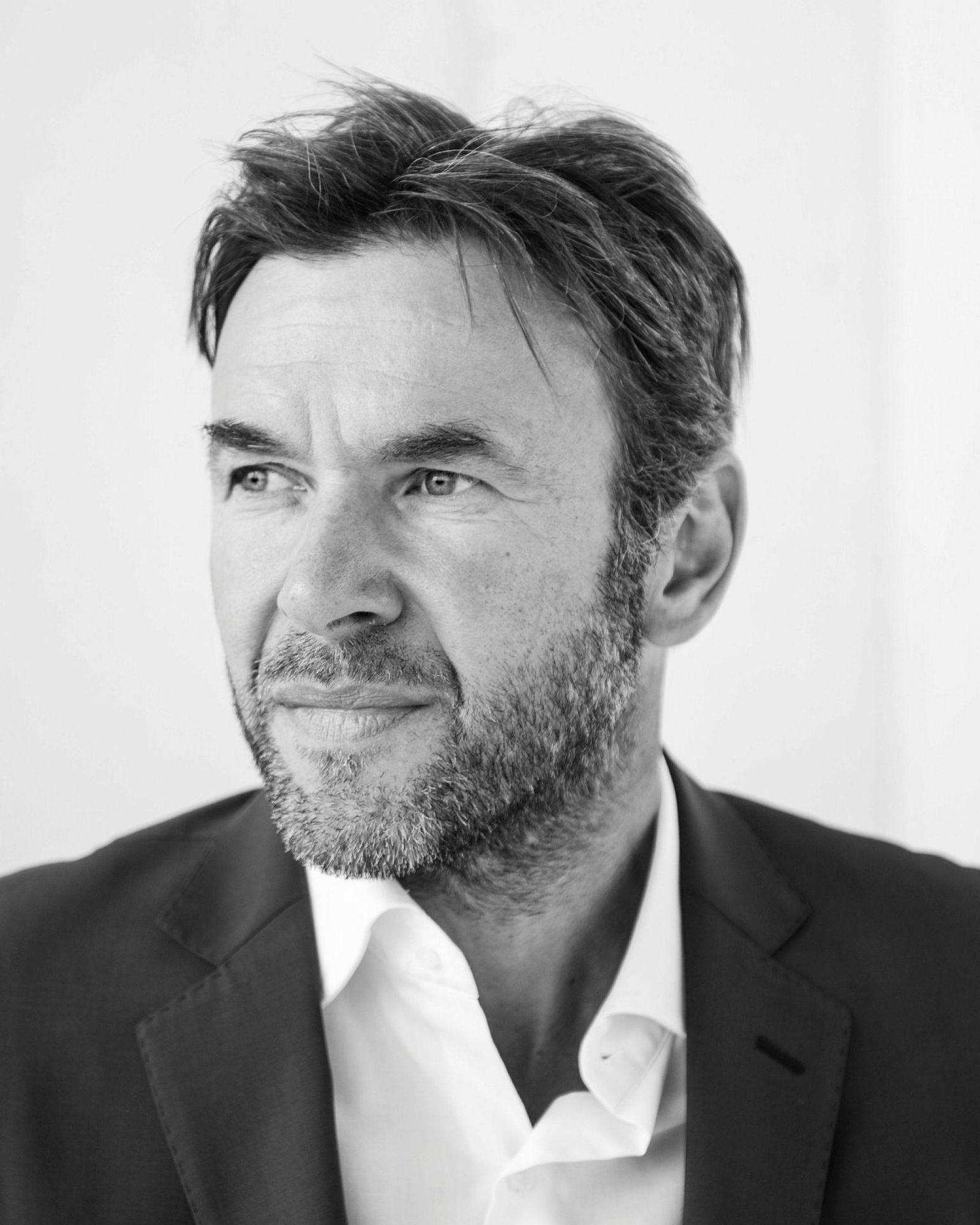 Klaus Schuwerk, arkitekt.