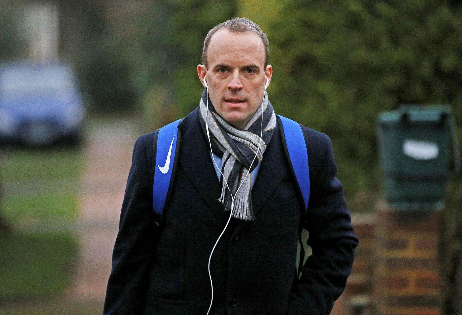 Tidligere brexit-minister Dominic Raab.