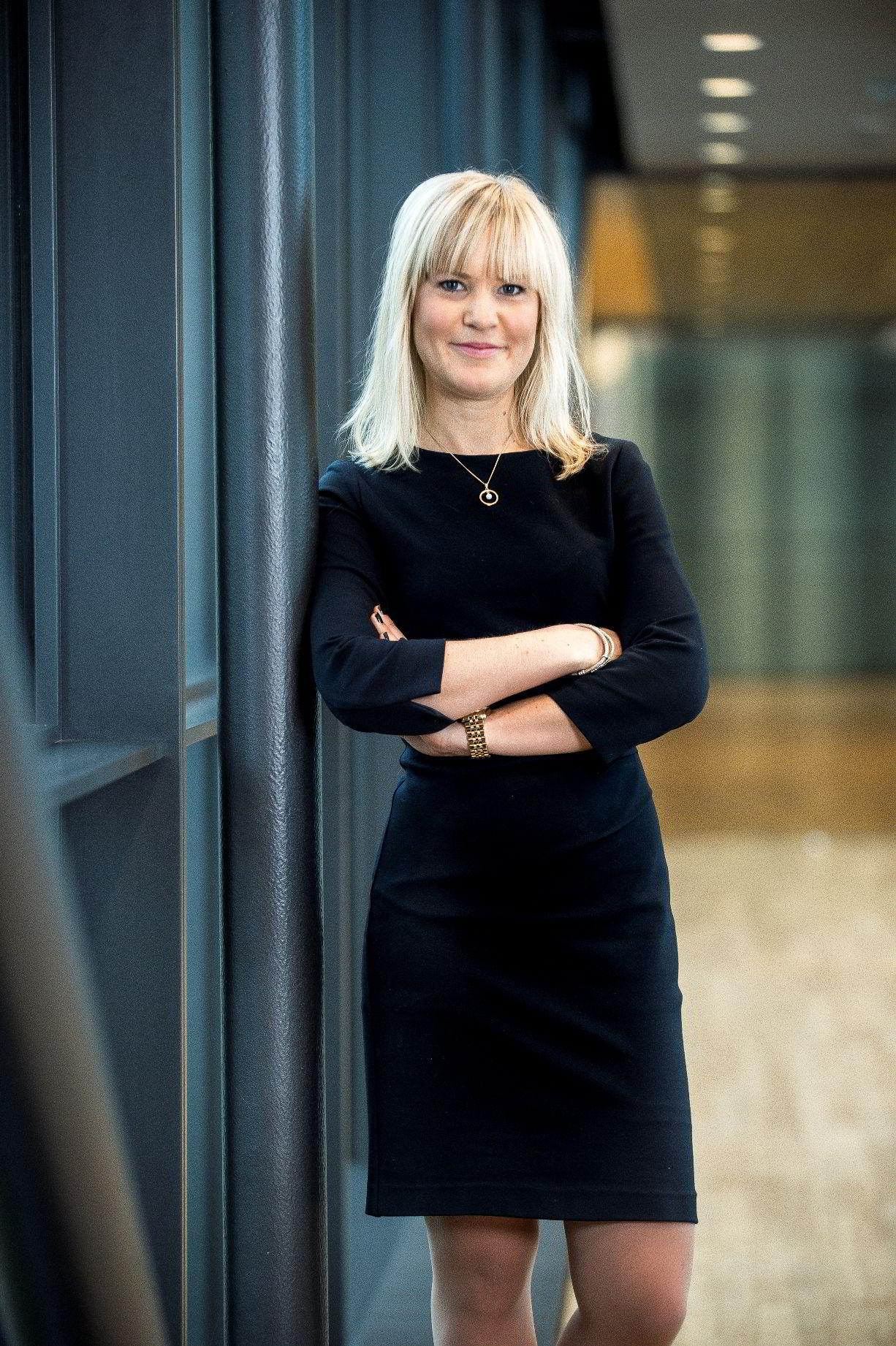 Nordea-analytiker  Lisa Alexandersson følger Sør-Afrika tett.