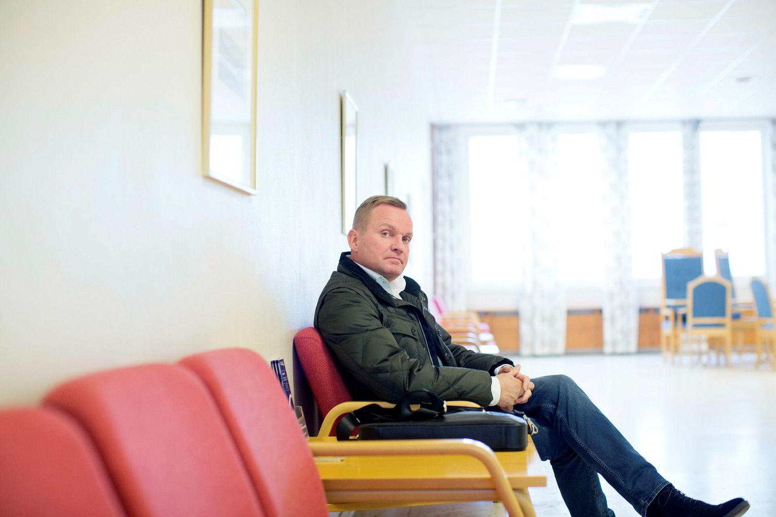 Dag Høili, Europris-arving, solgte landstedet sitt i Blindleia til Robert Hvide Macleod.