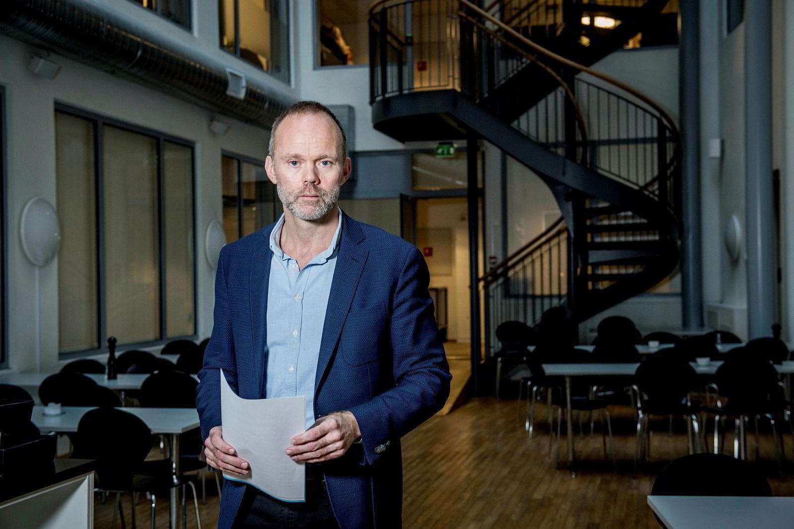 Administrerende direktør Trond Juliussen i Bonnier Media slutter selv i selskapet.