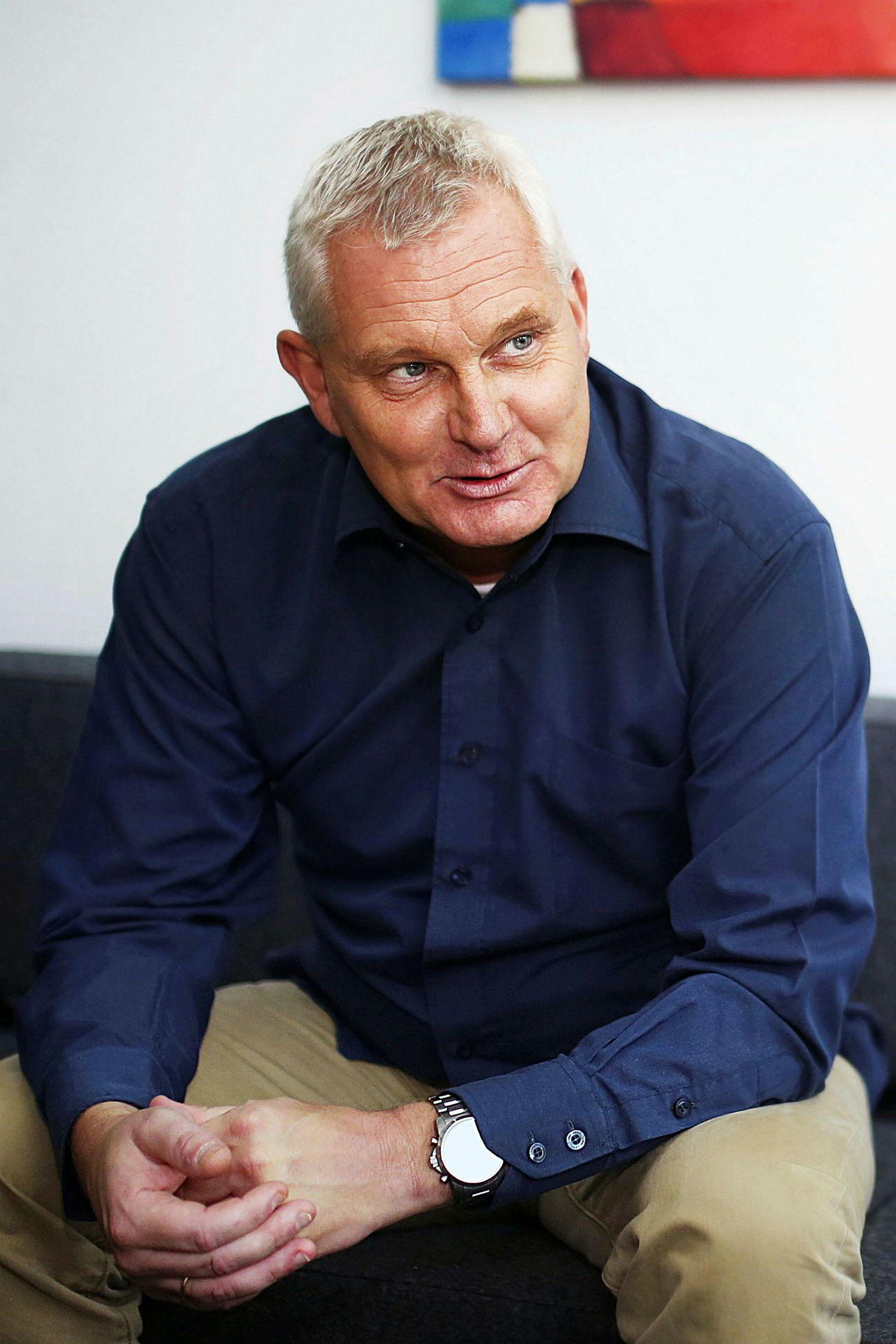 Bård Kuvaas, professor ved Institutt for ledelse og organisasjon, Handelshøyskolen BI.