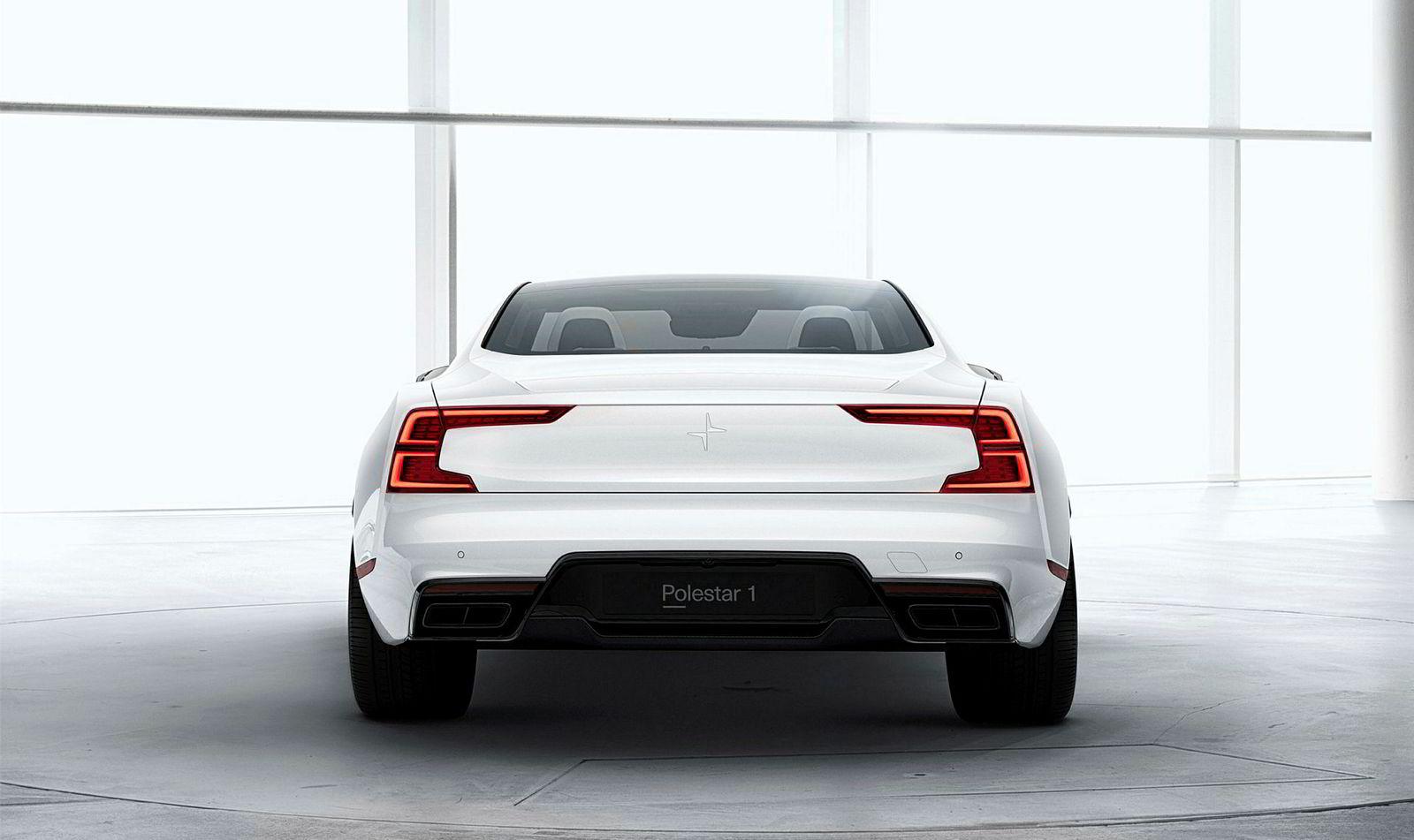 Bilen kommer på markedet sommeren 2019.
