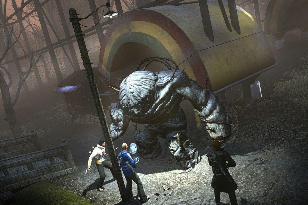 Bilde fra Funcom-spillet «The Secret World».