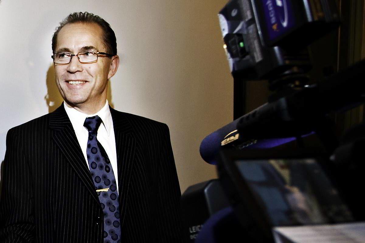 Fred. Olsen Energy-sjef Ivar Brandvold. Foto: