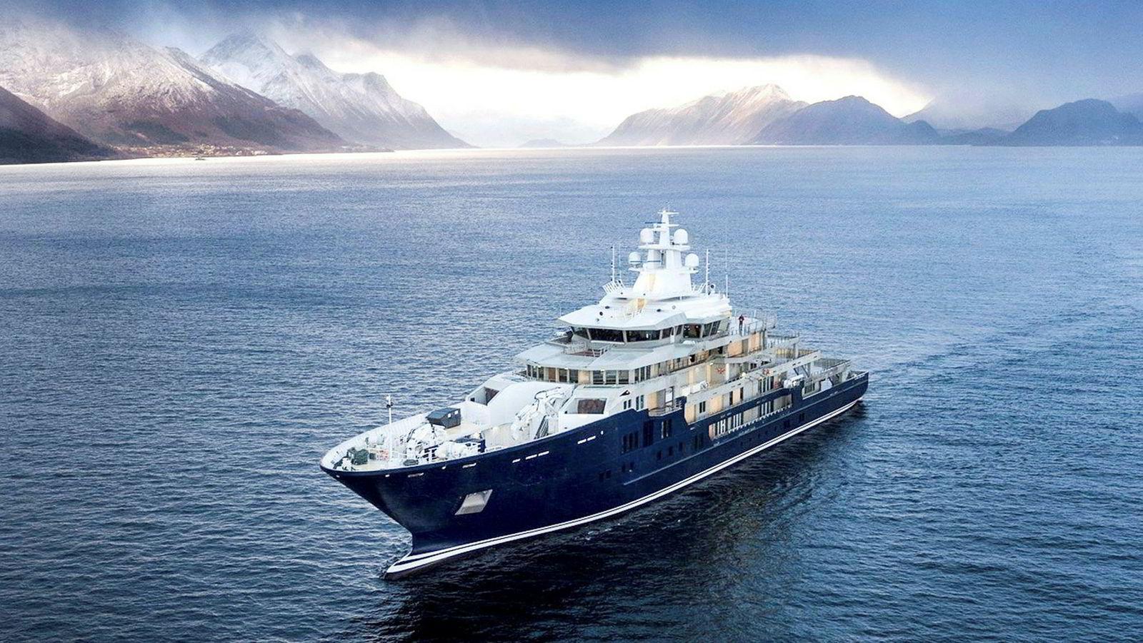 Mark Zuckerberg Kjopte Ikke Norskbygget Yacht Dn