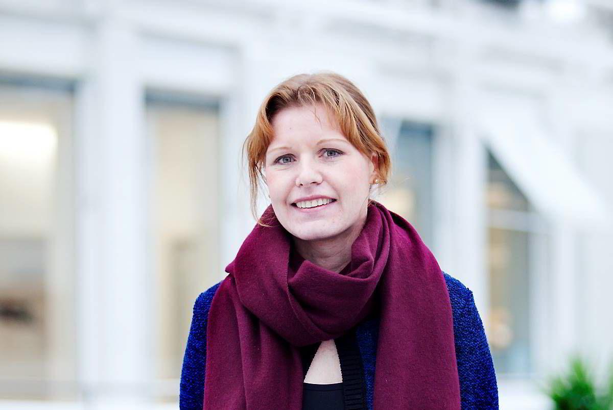 Forbrukerøkonom Christine Warloe, Nordea.