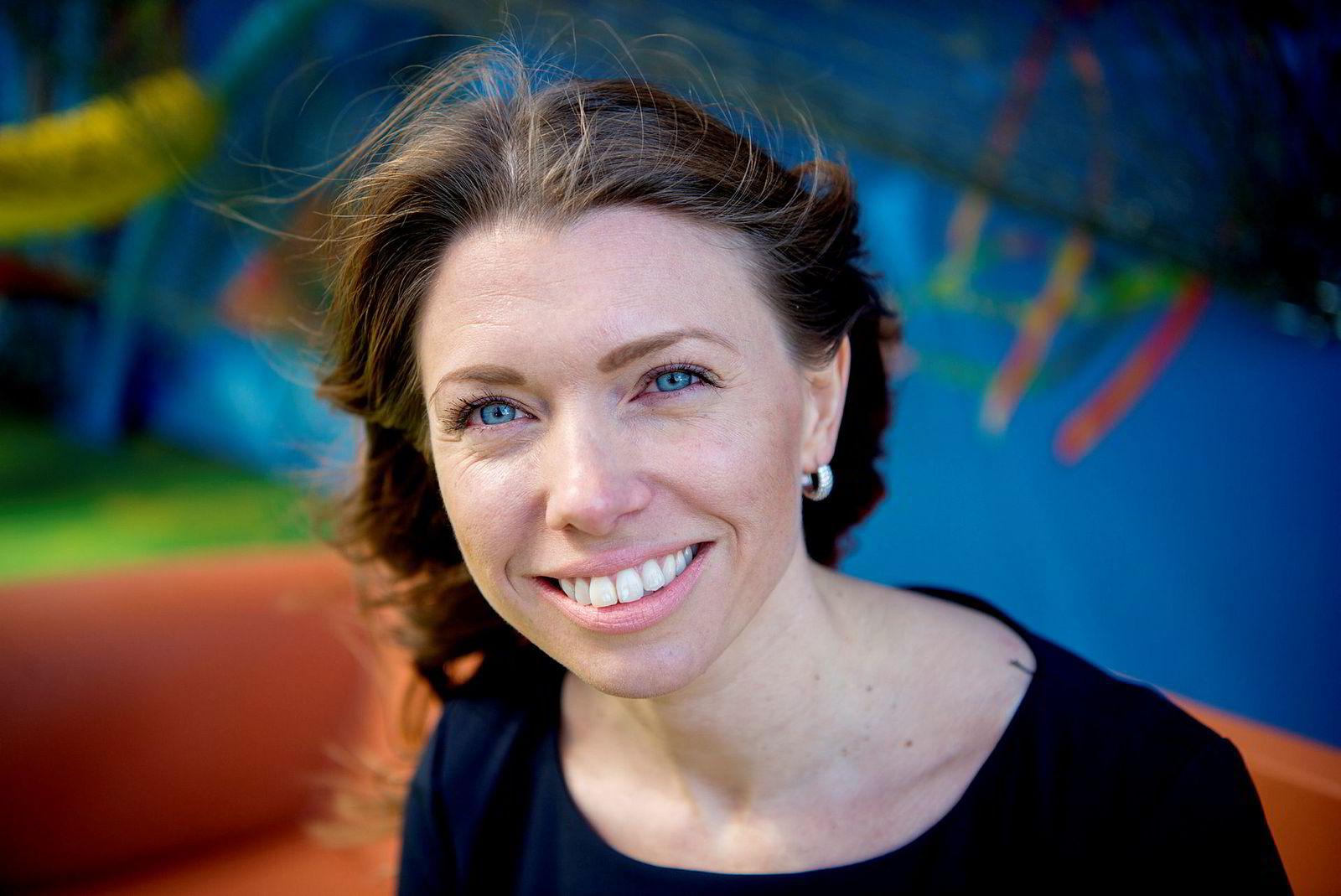 Julie Ødegaard (33) ble toppsjef i RCL Cruises i Norden like før nyttår.