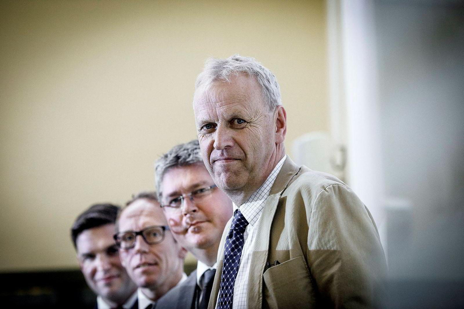 Svein Melby, seniorforsker ved IFS.
