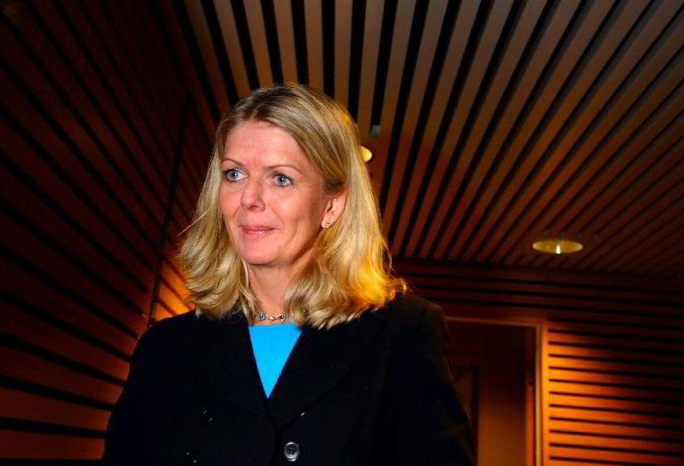 Cecilie Ditlev-Simonsen.
