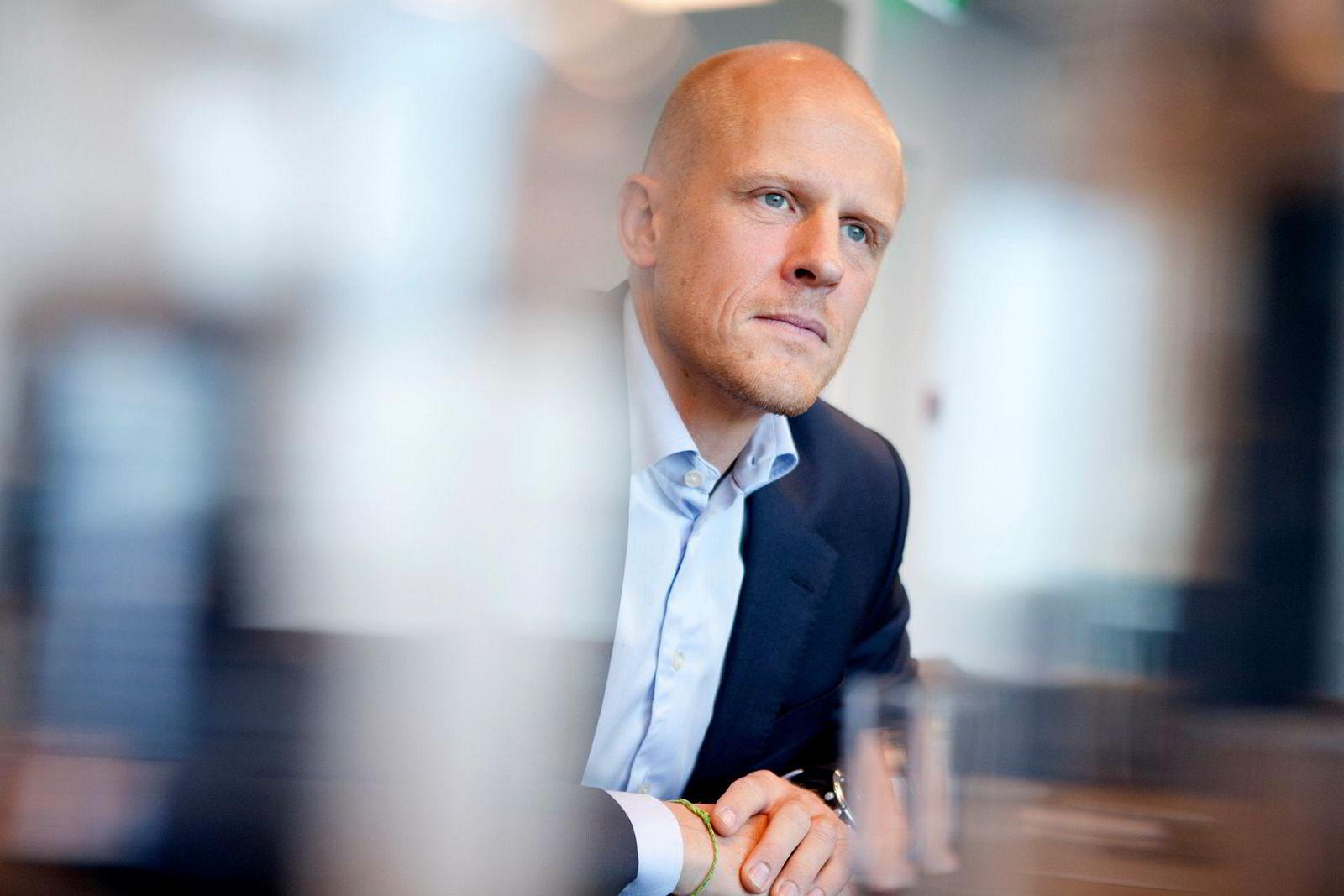 Morten Landrø.