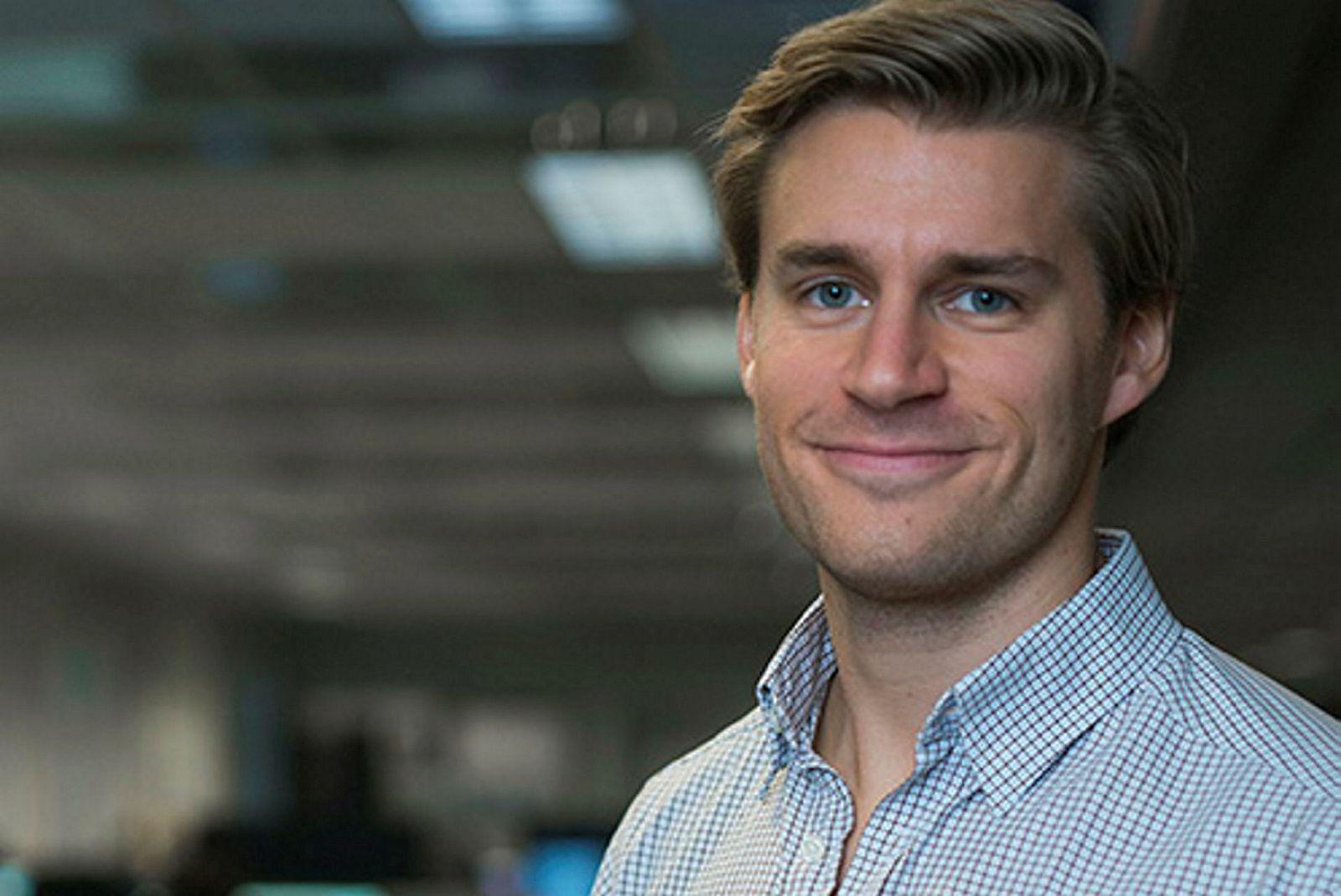 Kristian Fredheim er kommunikasjonsrådgiver i Telia Norge.