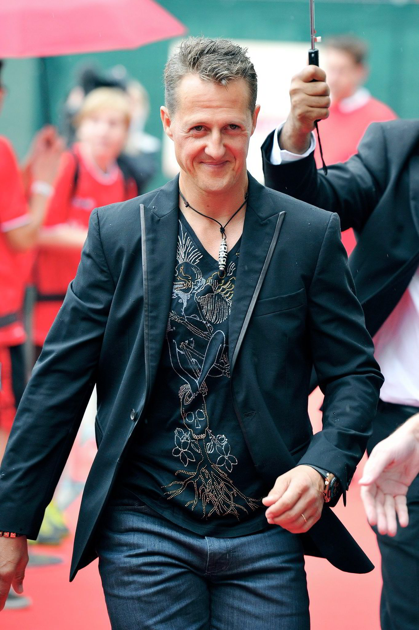 Formel 1- verdensmesteren Michael Schumacher. Foto: