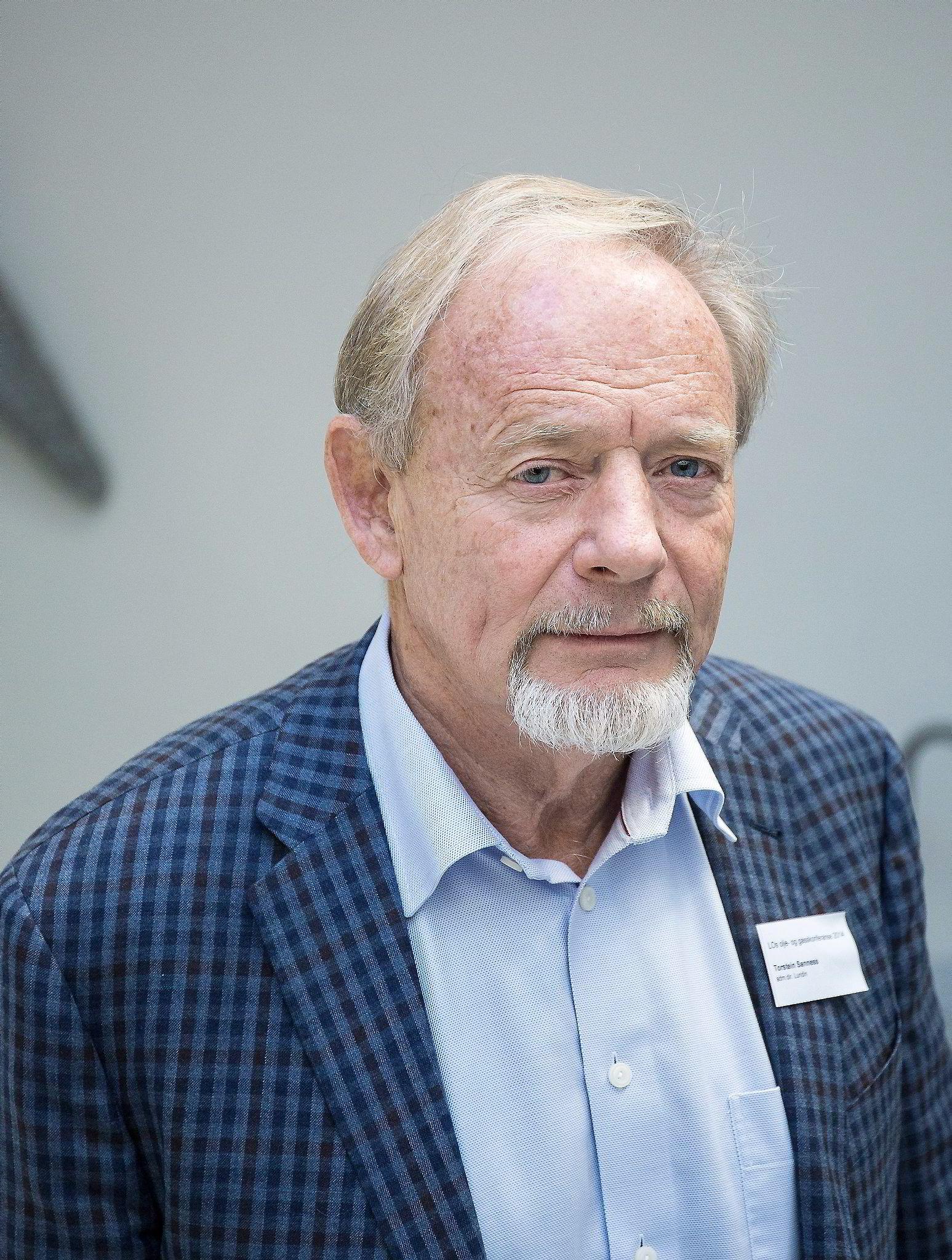 Torstein Sanness, Lundin. Foto: