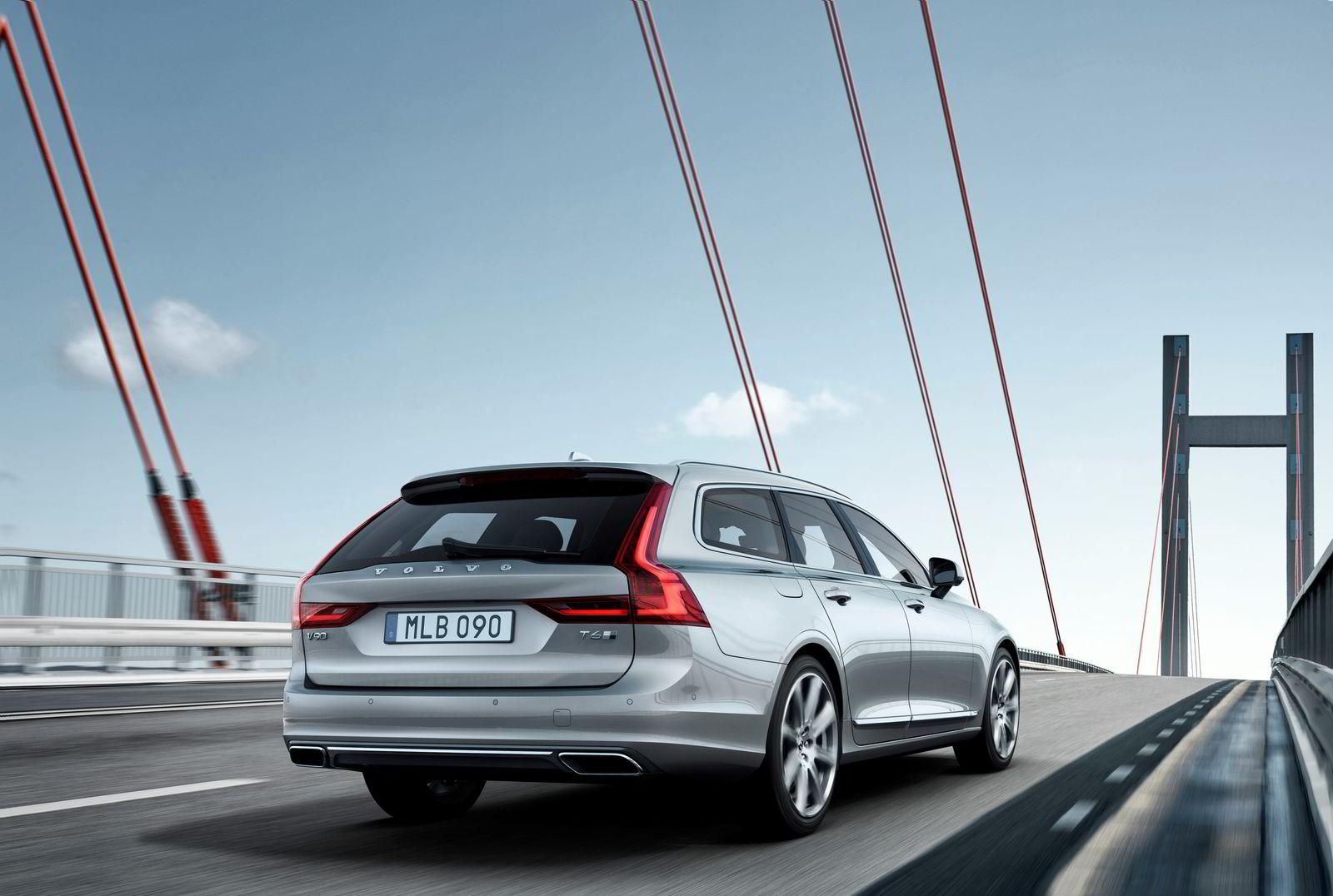 Alle foto: Volvo