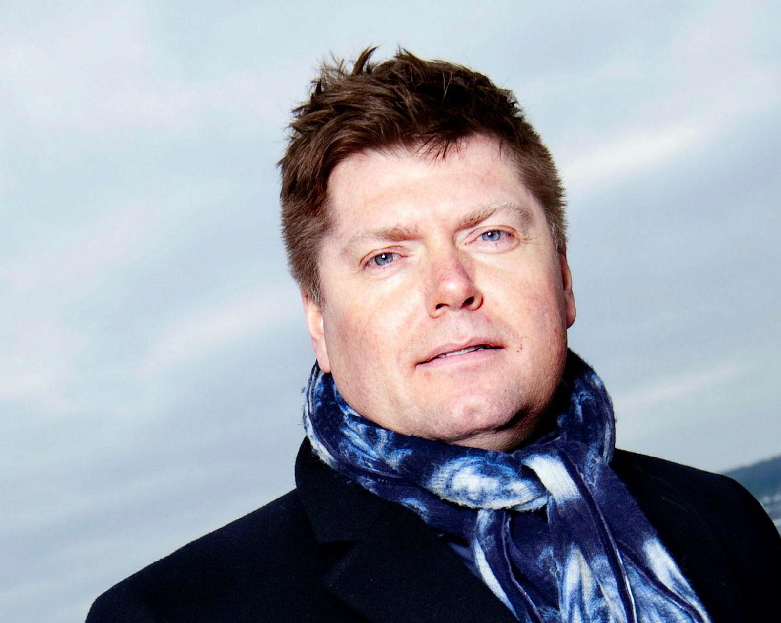 CEO Nofas management Lars Henrik Krogh