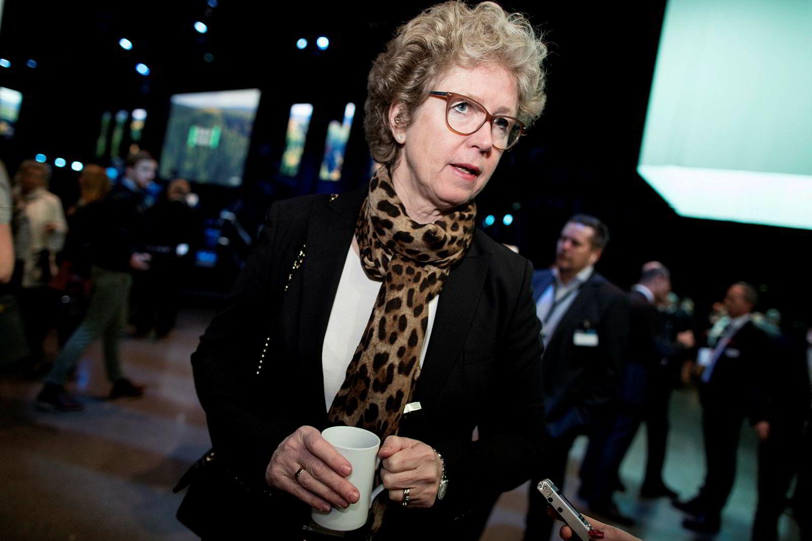 Hilde Merete Aasheim tiltrer som konsernsjef i Hydro fra 8. mai 2019.