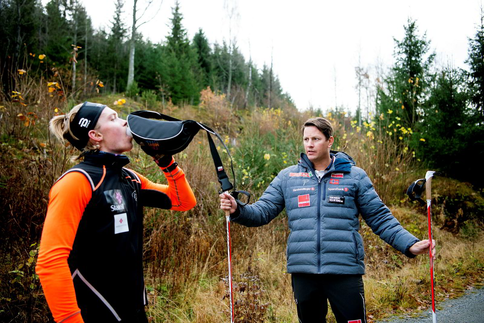 Lars Christian Aabol har vært trener for Vebjørn Hegdal i flere år. Sammen kjører de et opplegg som går utover normalen i Ski-Norge.