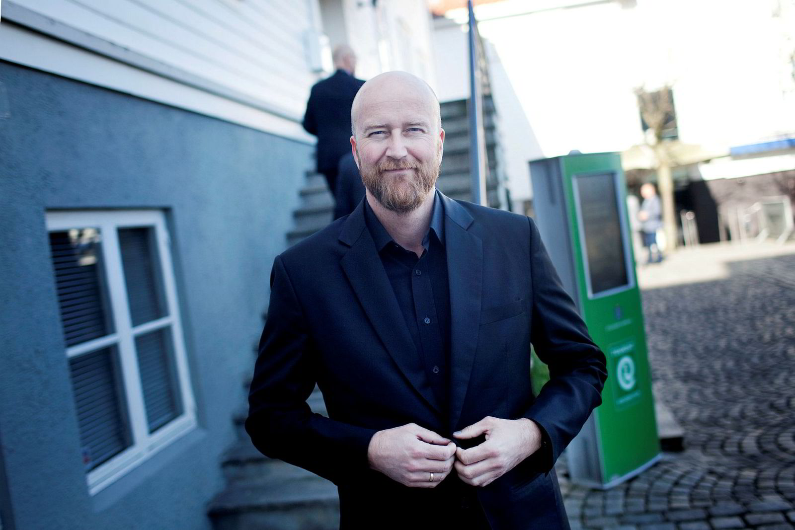 Torbjørn Kjus.