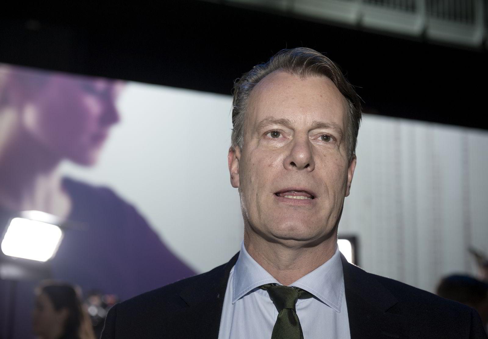 Johan H. Andresen - styreleder og eier i Ferd.