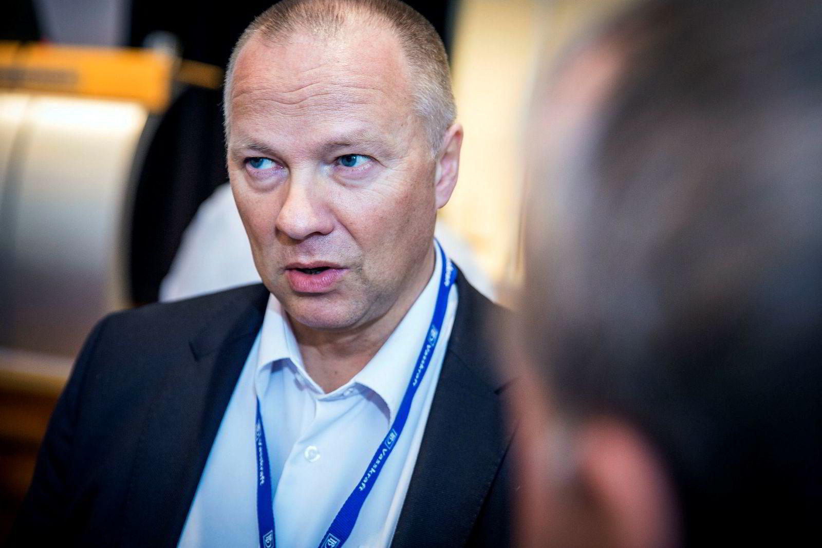 Kraftanalytiker Olav Johan Botnen i Wattsight.