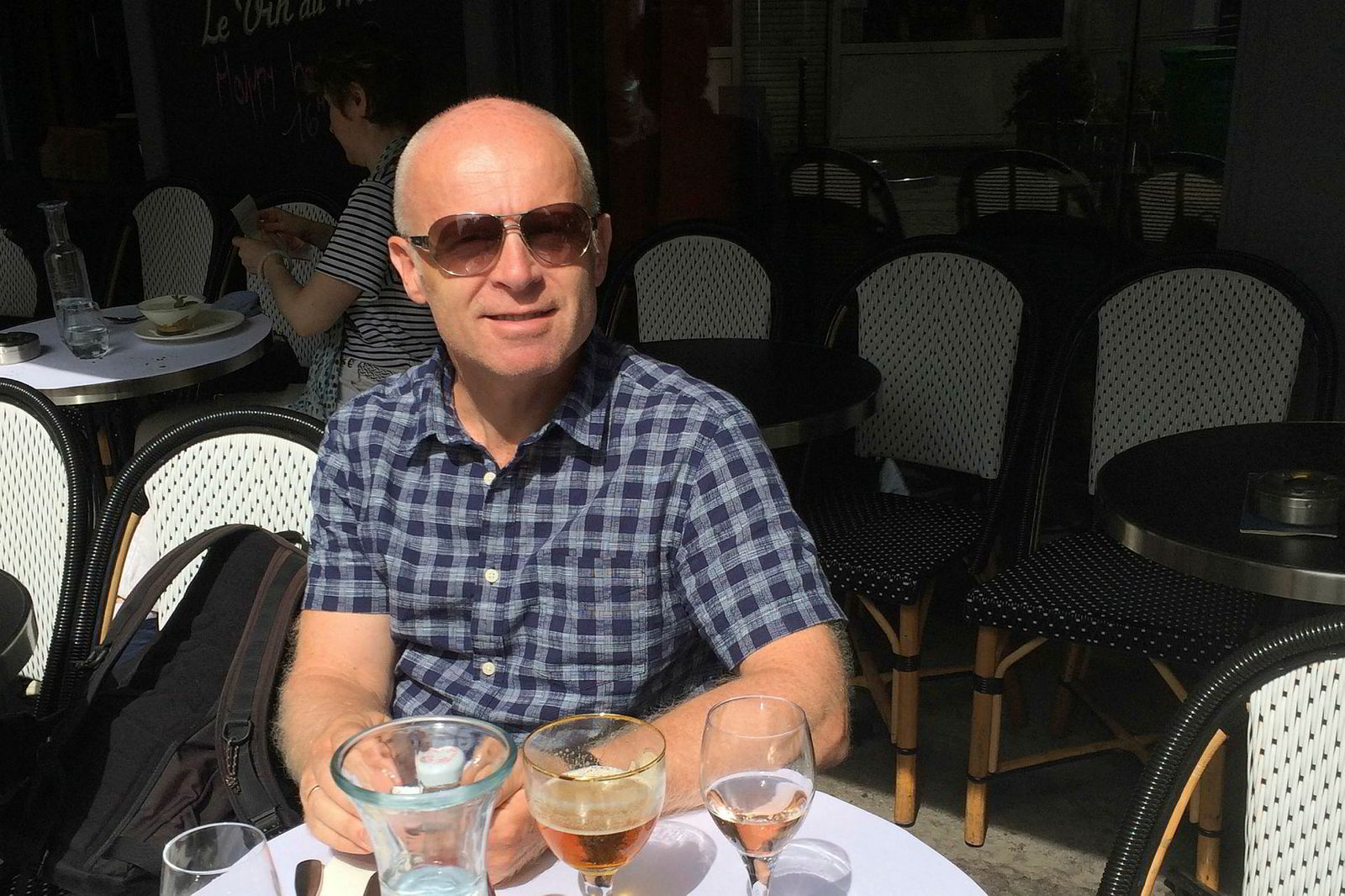 Karl Erik Aagaard-Nilsen er eiendomsinvestor i Harstad