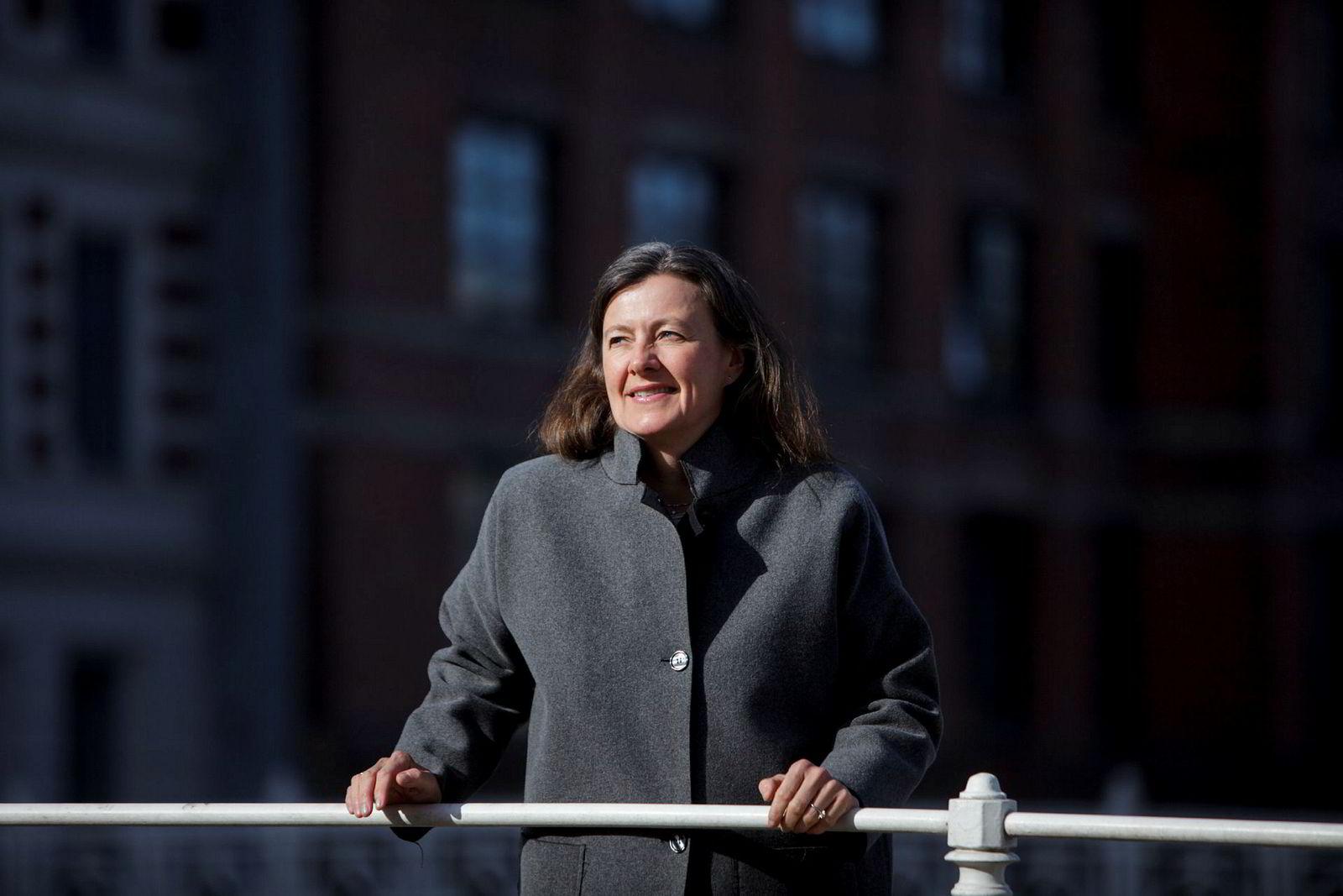 – Hvis vi kan bidra positivt, er det veldig meningsfylt, sier styreleder i VR Education, Kari Olrud Moen.