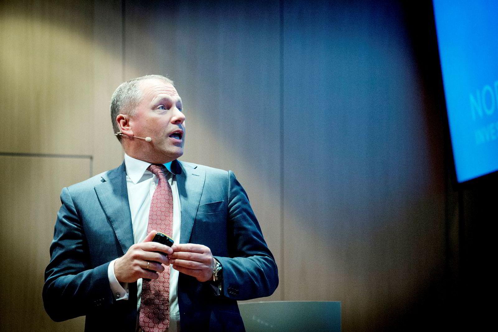 Nicolai Tangen.