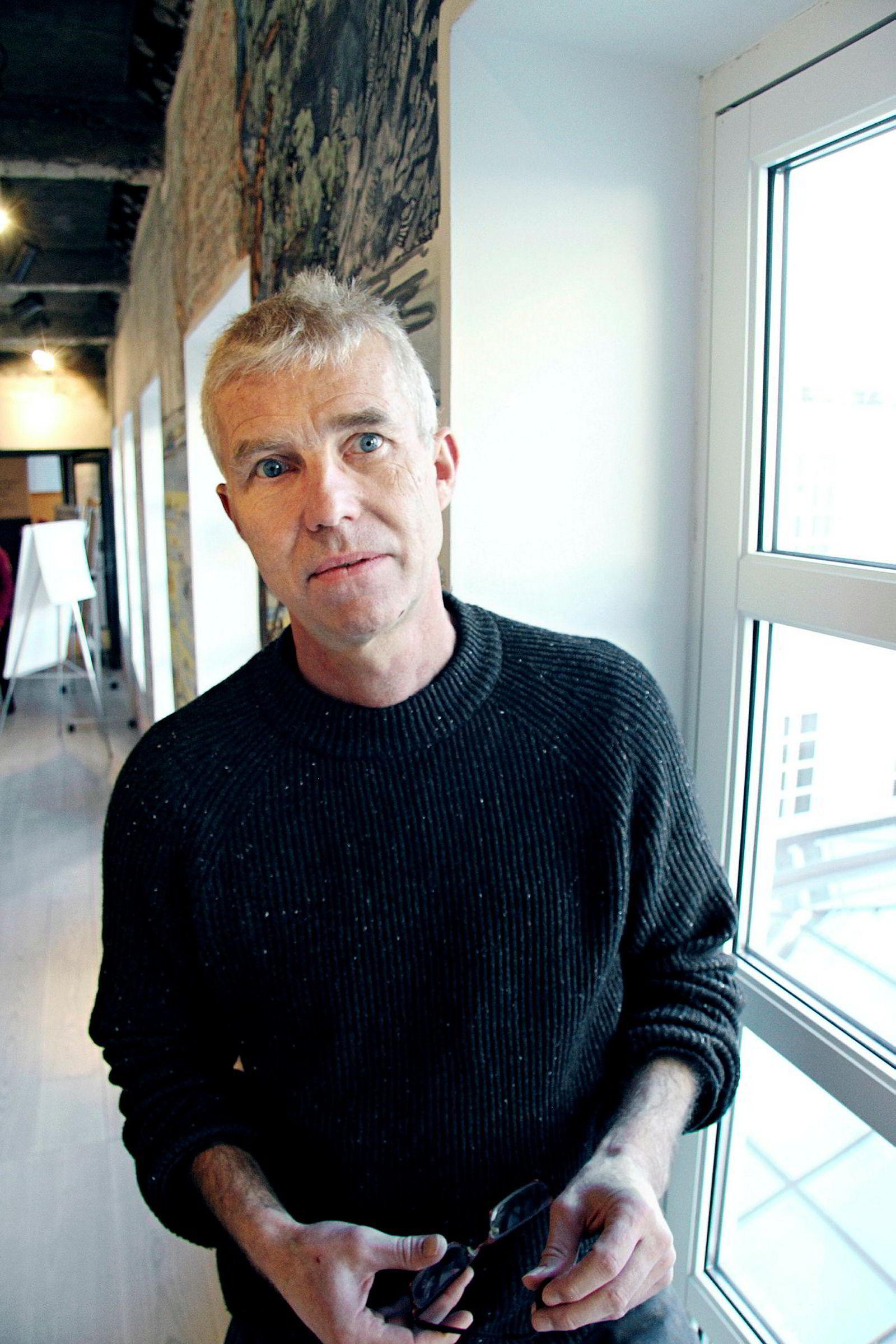 Forsker Chris Jensen er leder for Nasjonalt kompetansetjeneste for arbeidsrettet rehabilitering.