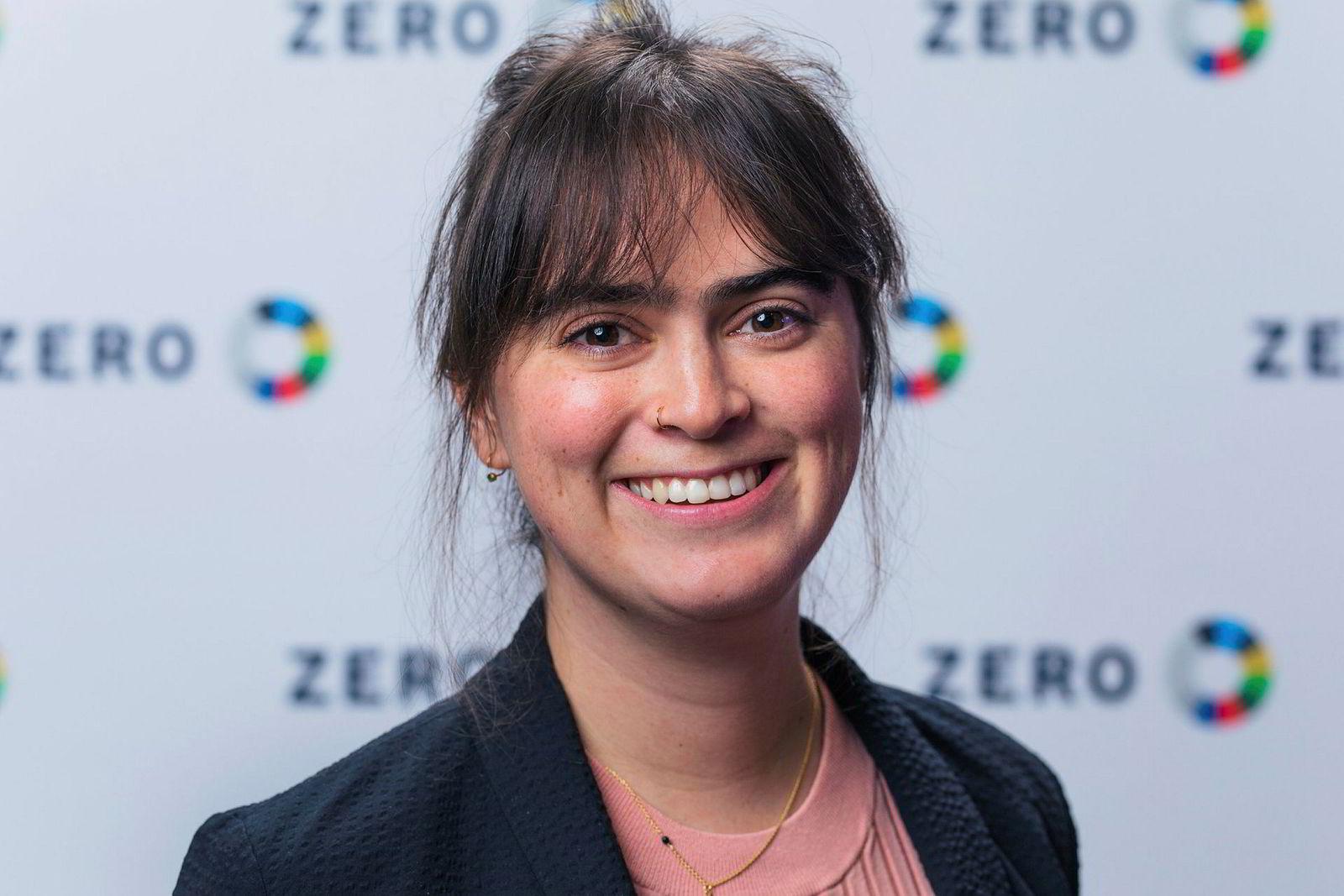 Anne Marit Post-Melbye i miljøstiftelsen Zero.