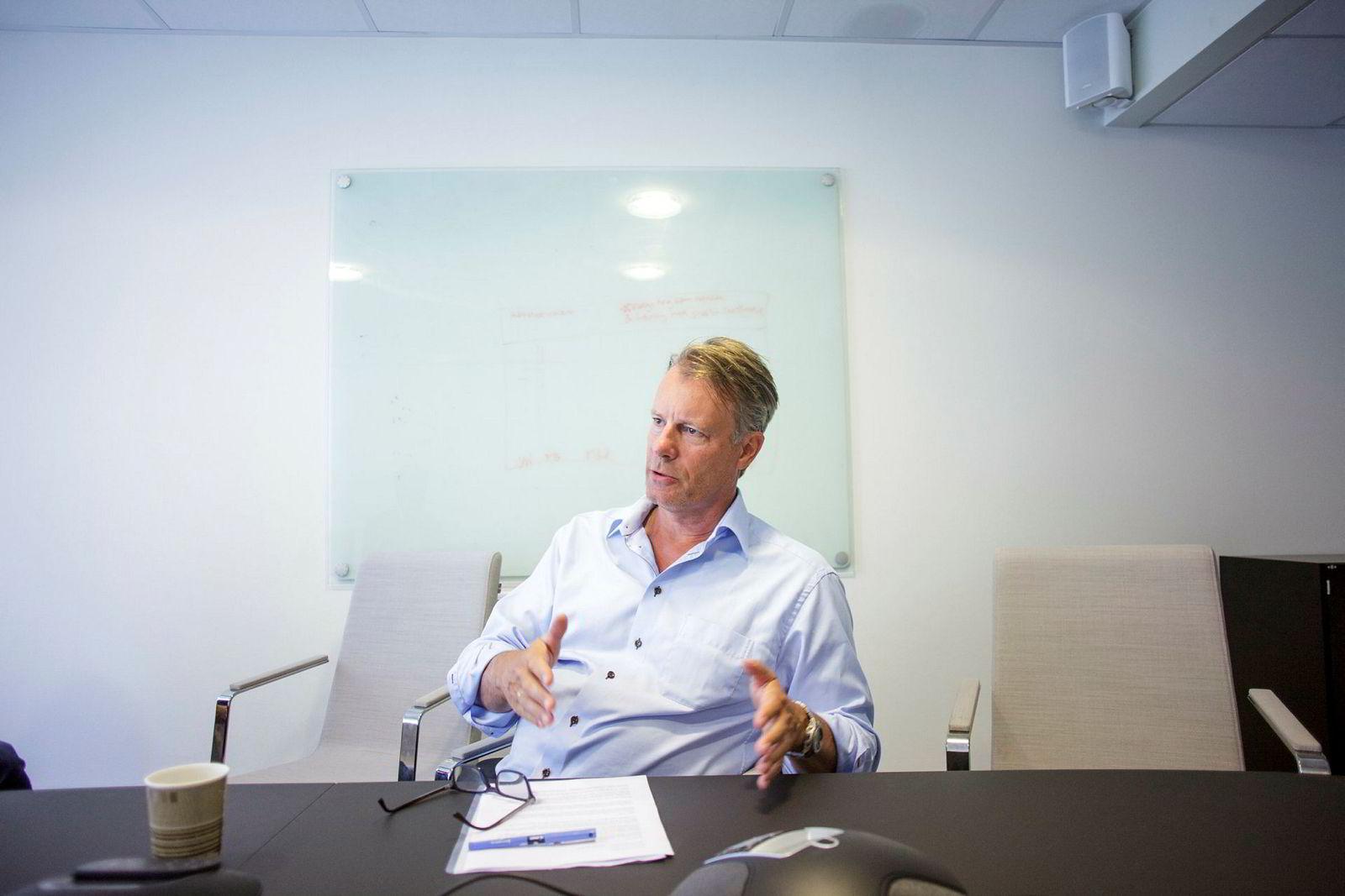 Johan H. Andresen kontrollerer Ferd-konsernet.