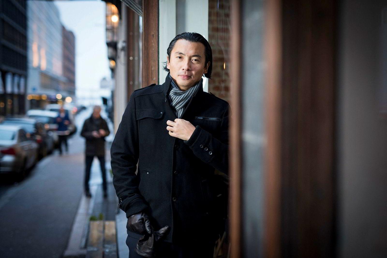 Olav Chen i Storebrand tror rivaliseringen mellom USA og Kina bare vil øke på lang sikt.