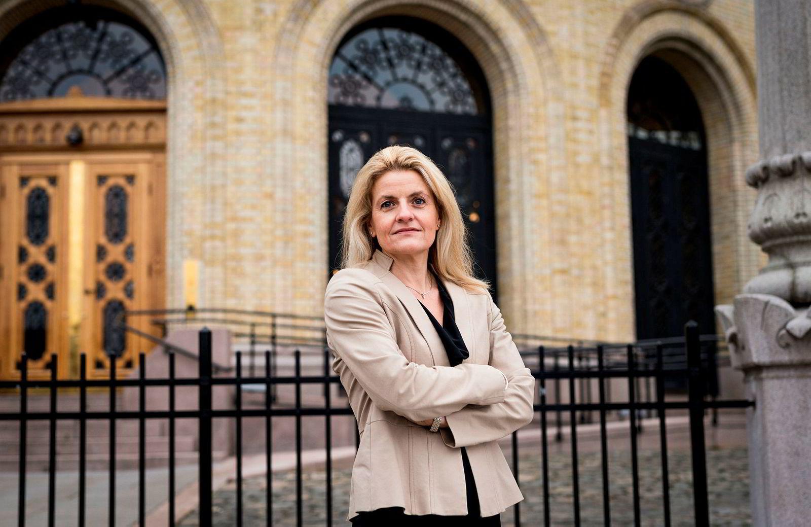 Inger Lise Blyverket, direktør i Forbrukerrådet