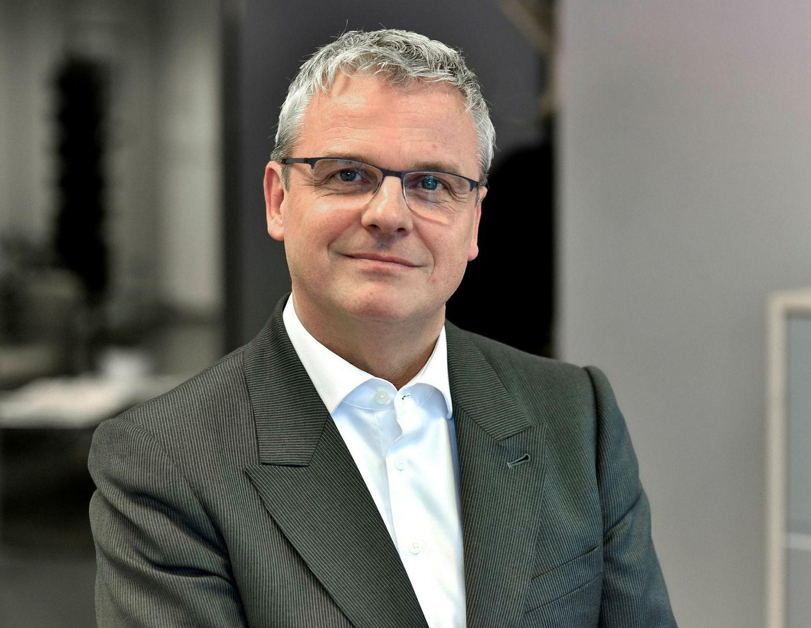 Harald Nybølet, direktør i Direktoratet for internasjonalisering og kvalitetsutvikling i høyere utdannelse.