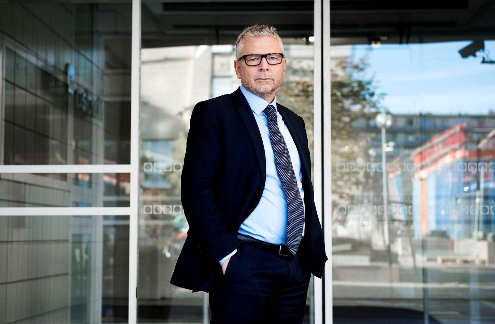 Sjefanalytiker Erik Bruce, Nordea Markets.