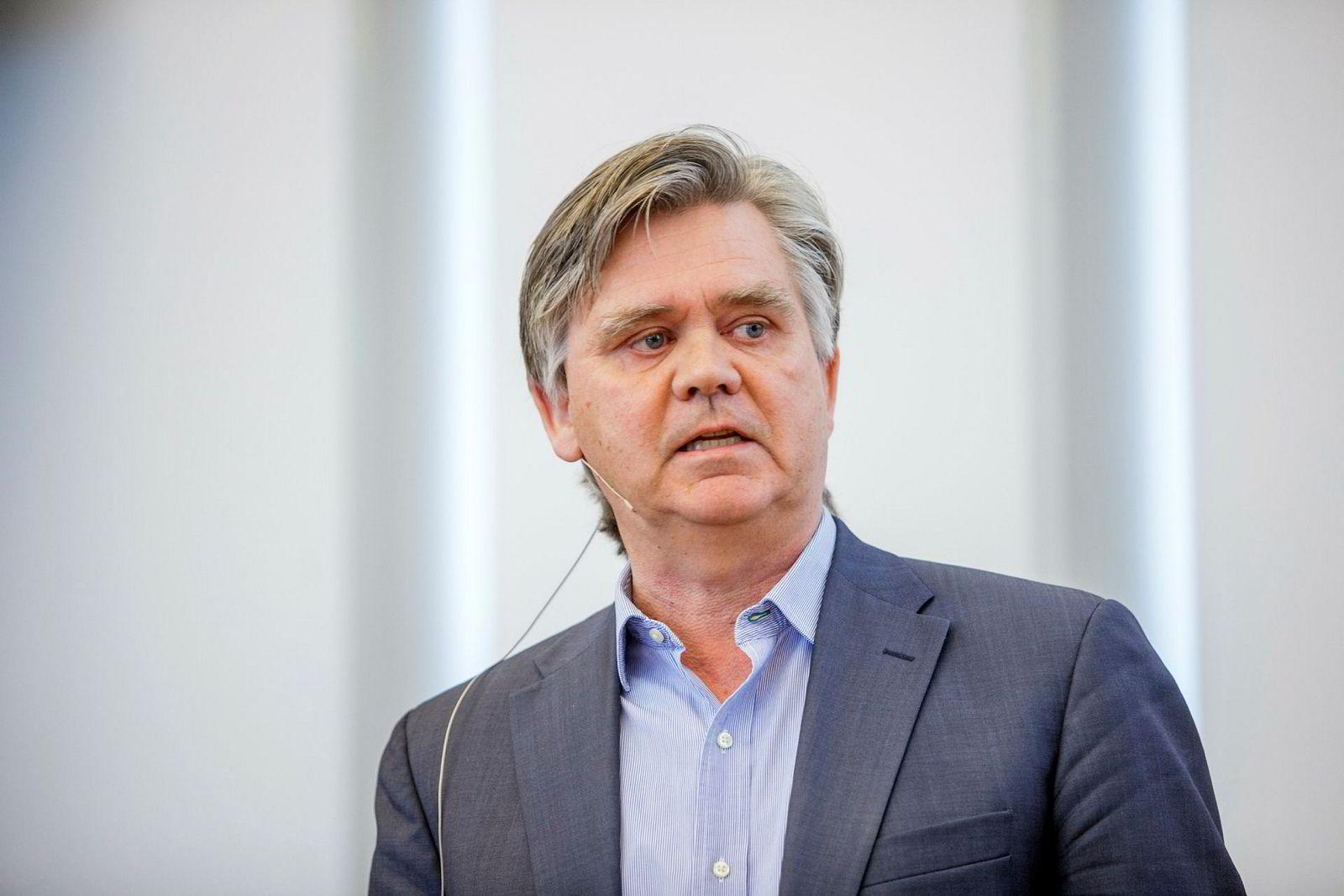 Jøtul-sjef Nils Agnar Brunborg.