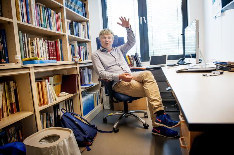 Professor Ola Honningdal Grytten ved Institutt for samfunnsøkonomi, Seksjon for økonomisk historie ved Norges Handelshøyskole (NHH).