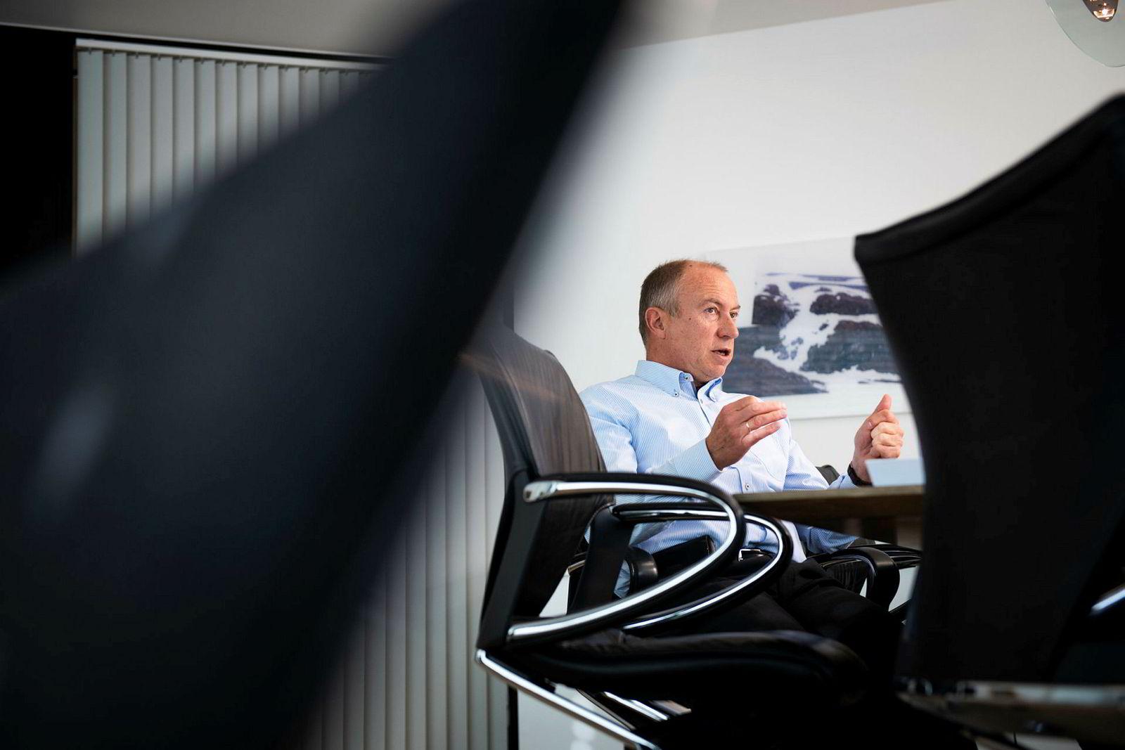 Statkraft-sjef Christian Rynning-Tønnesen jobbet for å legge flere begrensninger på huset til Einar Aas, og mener den endelige avtalen ble den best mulige for kreditorene.