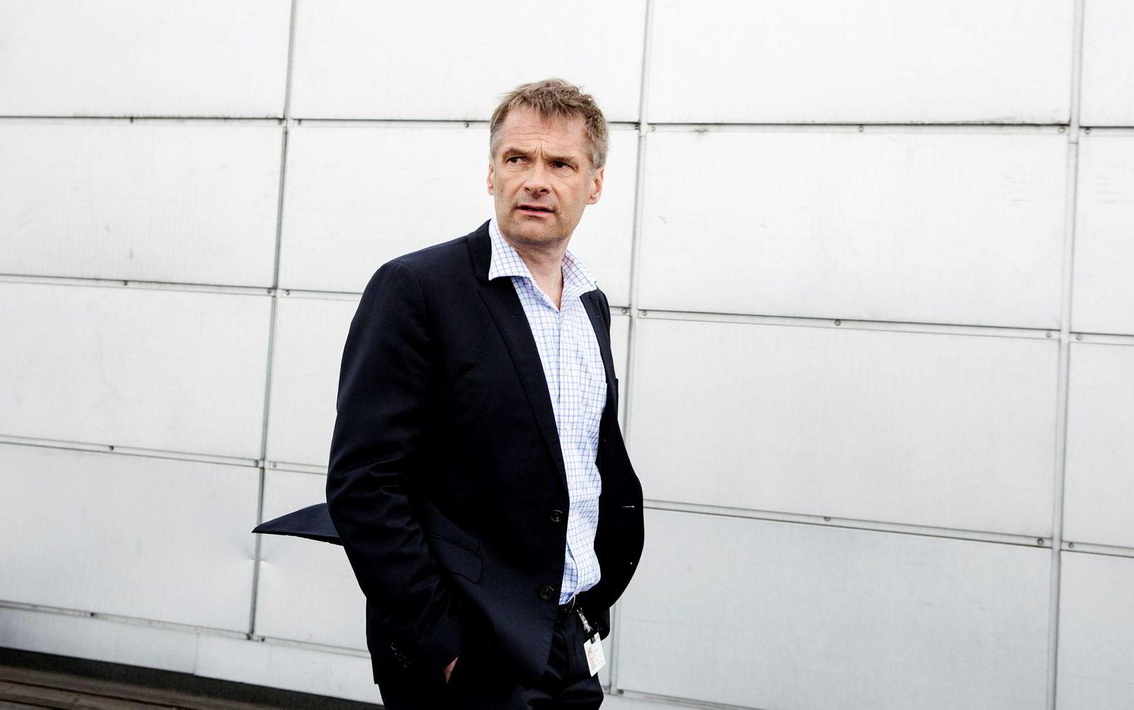 «Jeg har hatt en utrolig spennende tid i Telia», sier avtroppende administrerende direktør Abraham Foss i Telia Norge.