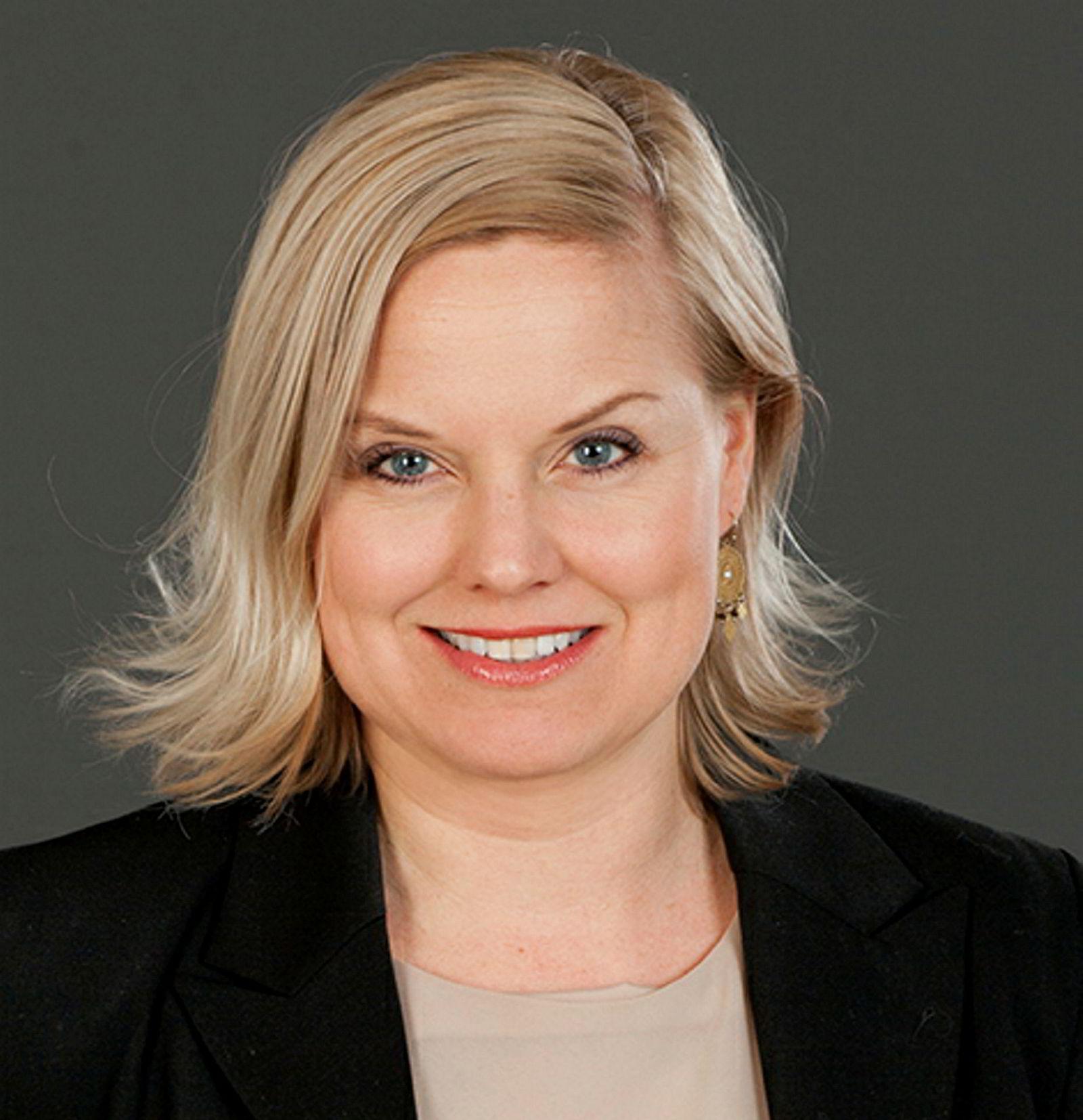 Gro Hauge, medlem av Advokatforeningens lovutvalg for fast eiendom.