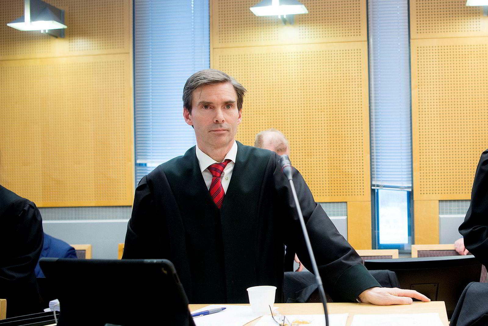Partner i advokatfirmaet BAHR, Are Stenvik, er spesialist innen immaterialrett og erstatningsrett. Nå søker han seg til Høyesterett.