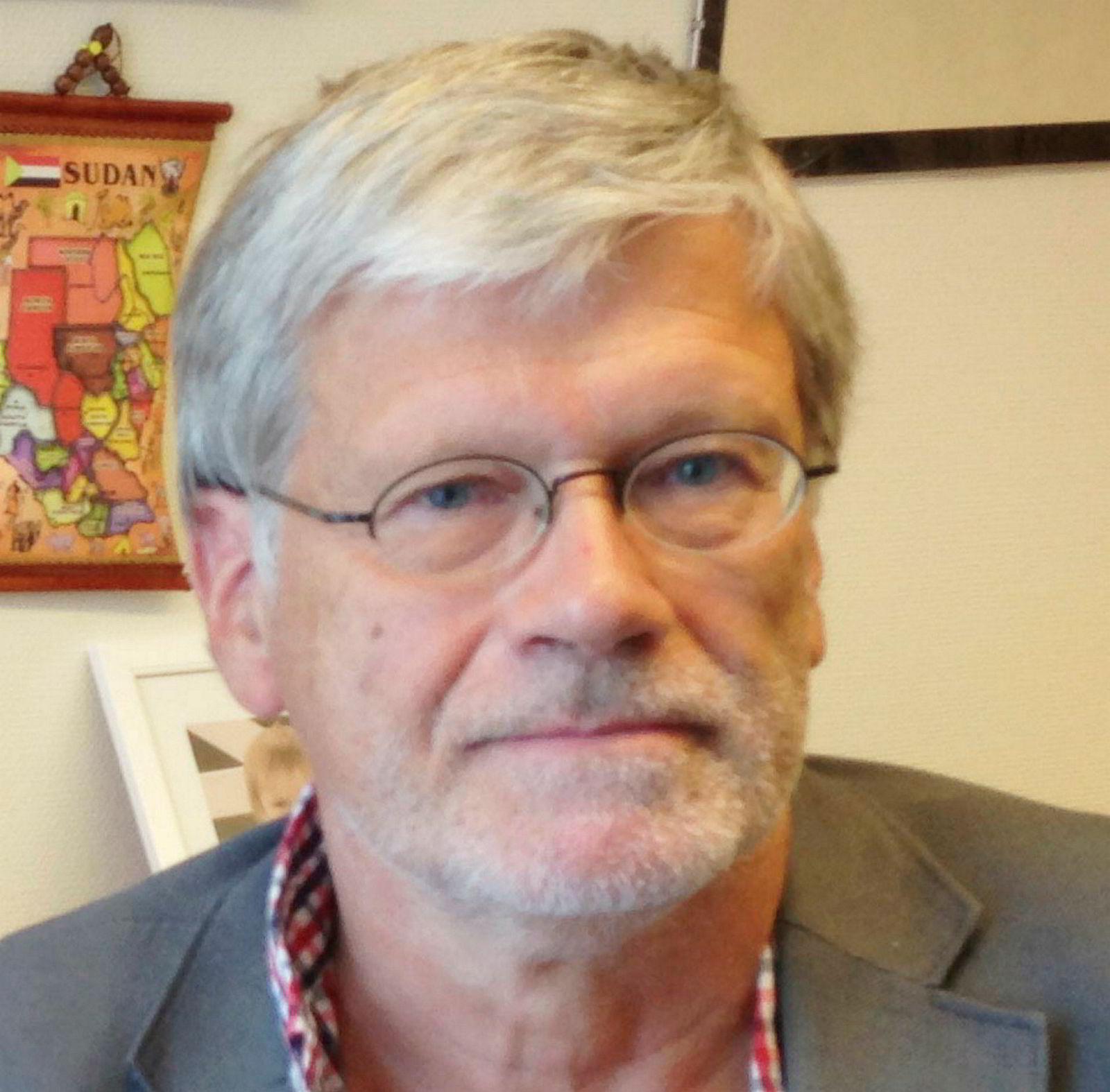 Anders Breidlid er professor ved fakultet for lærerutdannelse og internasjonale studier ved Oslomet.