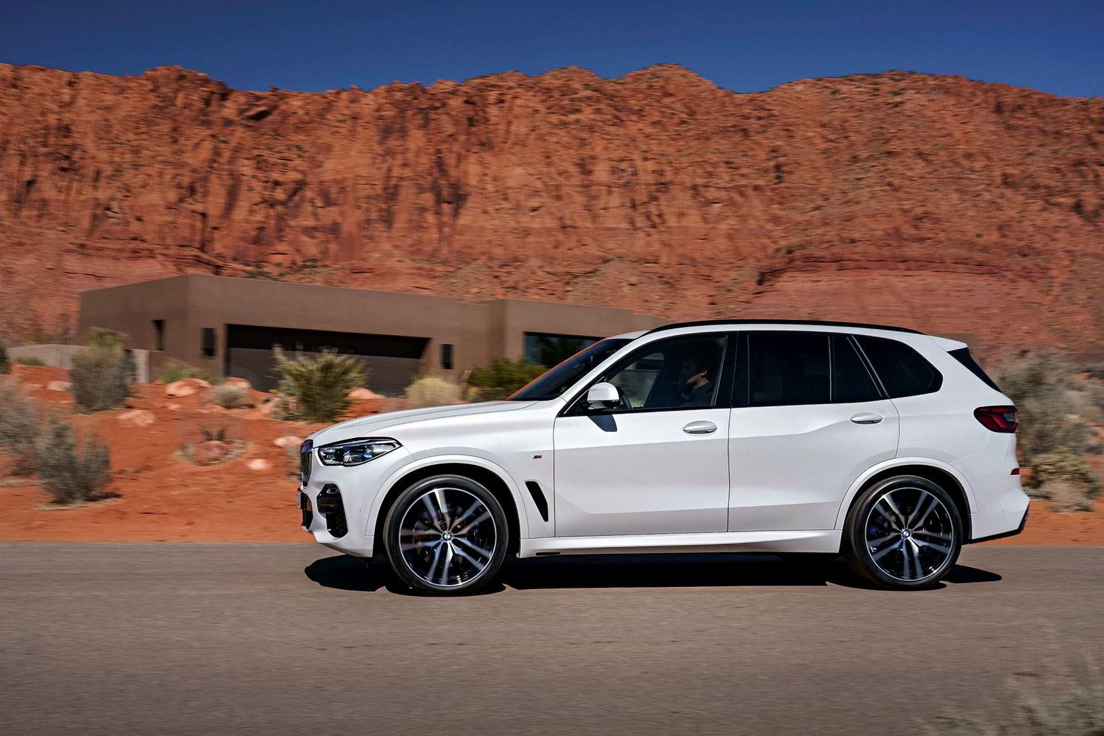 Bilen får en pris på nesten en million kroner da den kommer i november.